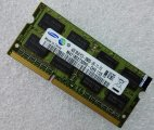 4GB Samsung PC3-10600 DDR3-1333 204-pin SODIMM (p/n SAM-4GB-DDR3