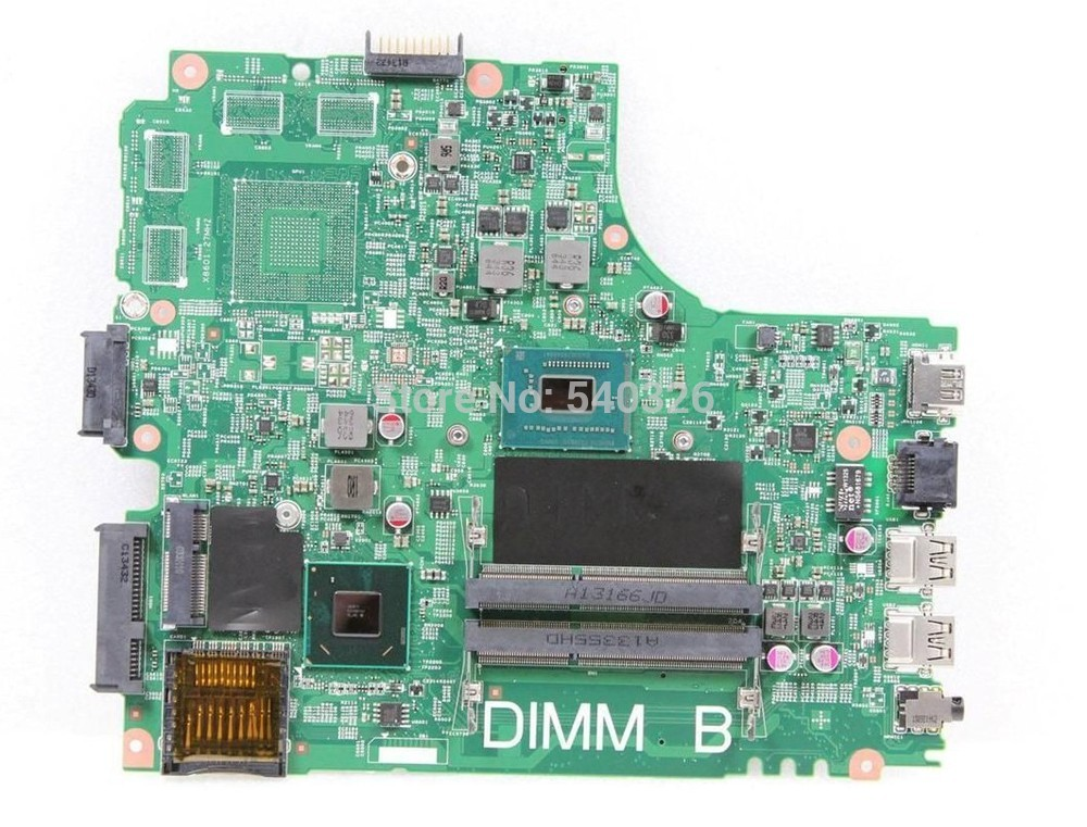 0FYRN2 for DELL Inspiron 14 3421 14R 5421 motherboard I3-3227U