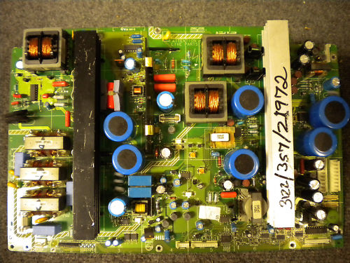 3122/357/21972 PHILIPS PLASMA POWER SUPPLY BOARD