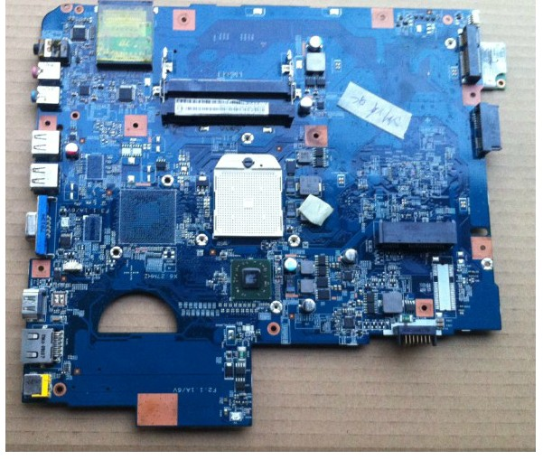 5536 laptop motherboard 48.4CH01.021 integrated AMD main board - Click Image to Close