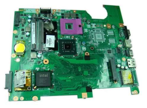 HP dv6-1000 Entertainment PC AMD Motherboard 509404-001 - Click Image to Close
