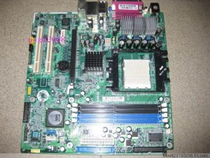 MSI 939 MS-7050 Motherboard + Athlon 3000 suite integrated X300