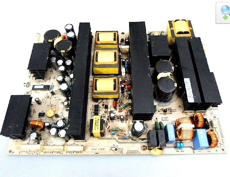 2300KEG002AF LG POWER SUPPLY BOARD YPSU-J011A T 6709900019A
