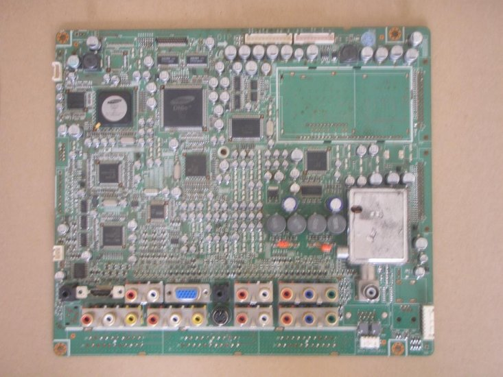 SAMSUNG MAIN BOARD BN41-00582C (BN94-00702B) - Click Image to Close