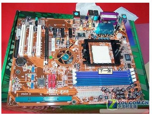 ABIT KN8 939 NVIDIA nForce4 ATX AMD Motherboard - Click Image to Close
