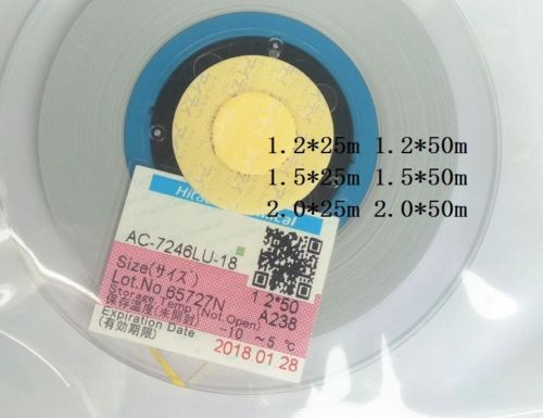 Hitachi ACF AC-7246LU-18 LCD Screen Anisotropic Conductor TAB Repair Tape 2.0mm*50M(New)