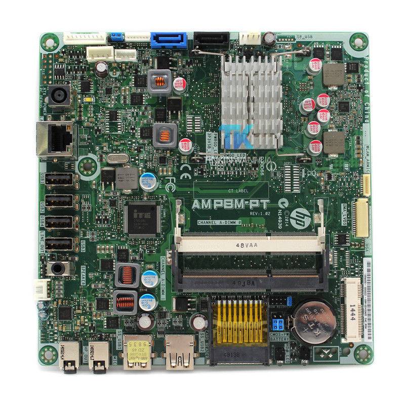 HP 21-2024 AMD A4-6210 1.8GHZ Motherboard AMPBM-PT 776431-001