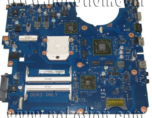 BA92-07592A Laptop Motherboard for Samsung R525 AMD SOCKET S1 No