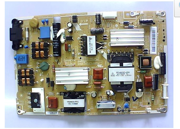 BN44-00473A PSLF121A03S PD46G0_BSM power supply board Tested Wor