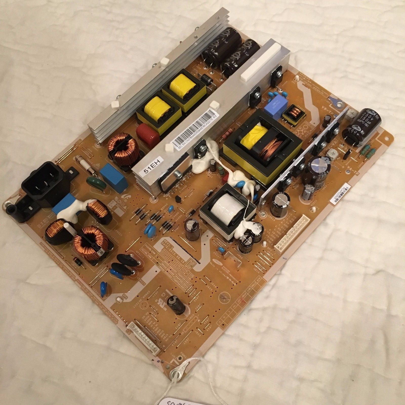 SAMSUNG BN44-00509A POWER SUPPLY BOARD FOR PN51E450 AND OTHER MO