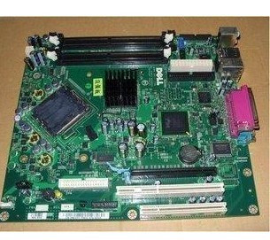 Dell GX620 Motherboard CJ335 HJ781 X9681