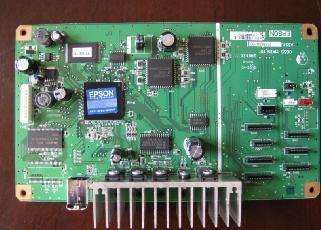 Formatter board for EPSON 1390 motherboard board