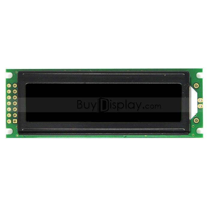 5V Black 16x2 Character LCD Module w/Tutorial White Backlight