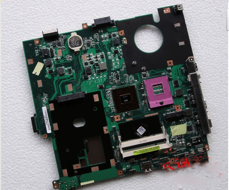 F5VL F5SL Mainboard 965 INTEL laptop motherboard for ASUS