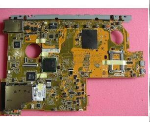 USED tested ASUS F8VA Motherboard