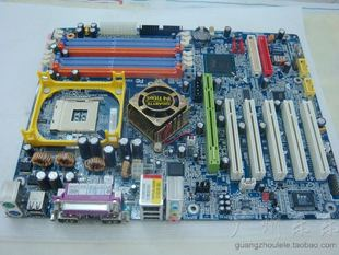 Gigabyte GA-8I875 478 Motherboard- 875P Intel - Click Image to Close