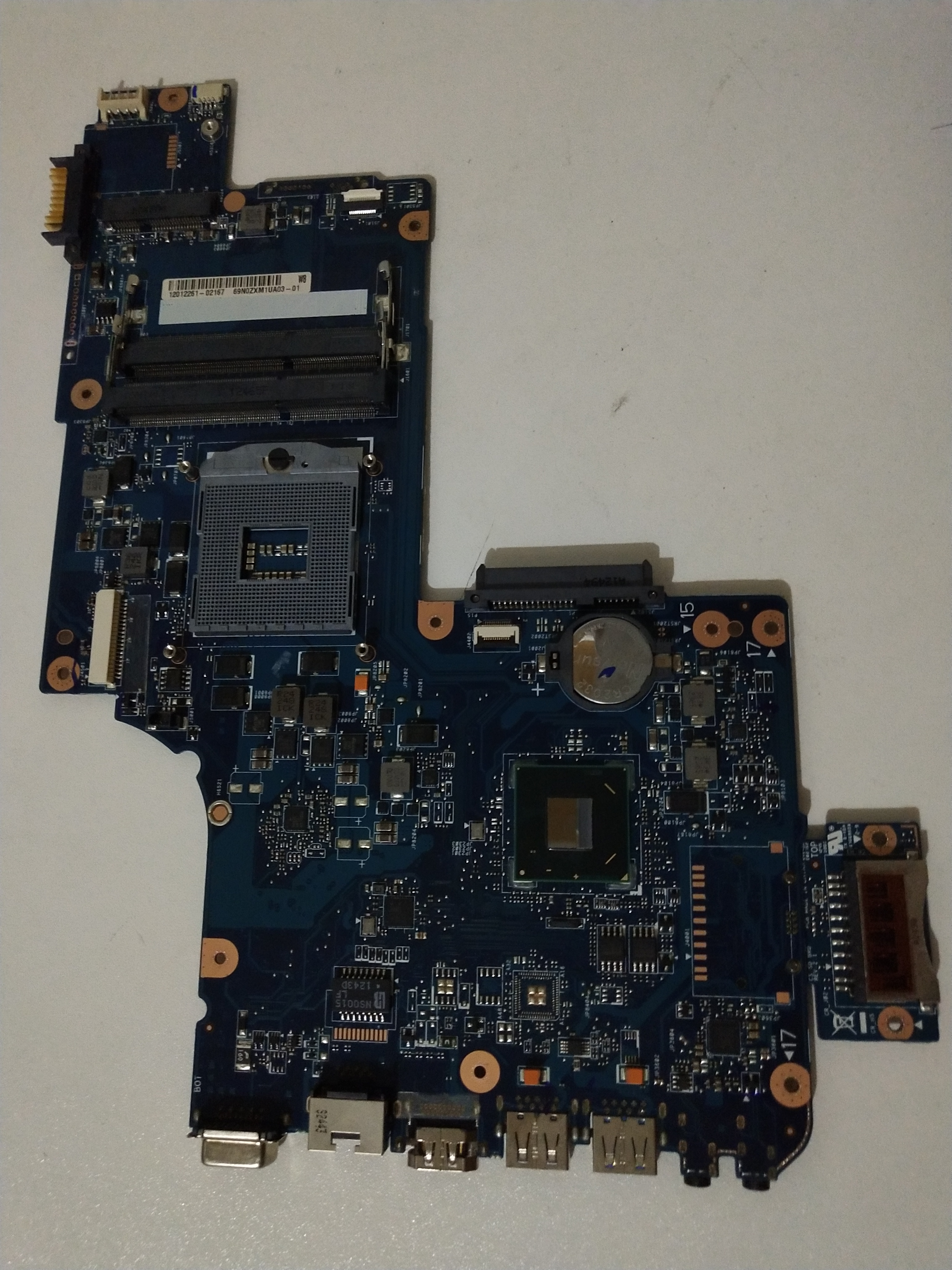 Toshiba Satellite C870 C875 Intel HM70 Motherboard H000043520 New in Stock