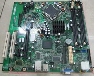 Dell Dimension 5150/E510 Skt 775 BTX Motherboard HJ054