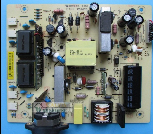 HP ILPI-162 492961400100R HP2509M IP BOARD