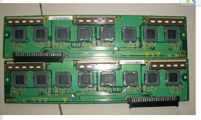 New HITACHI JP6079 JP6080 Buffer Logic Scan Board 50PD9900 P50X