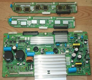 Y Main Board And Buffer Board 42MF230A/37 LJ41-02759a