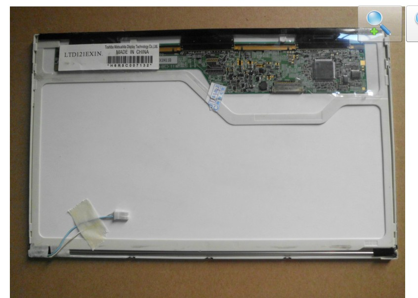 "12.1"" LED Panel LTD121EX1N LTD121EX1R LTD121EXFV For HP"