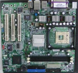 HP and Compaq Motherboard MSI MS-6577 v3.1 (Neon)