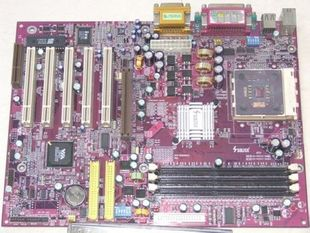 MSI KT333 462 ISA motherboard five PCI interface SD
