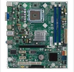 Hp Boston-GL6 Motherboard MS-7525 DX2309 464517-001 517069-001