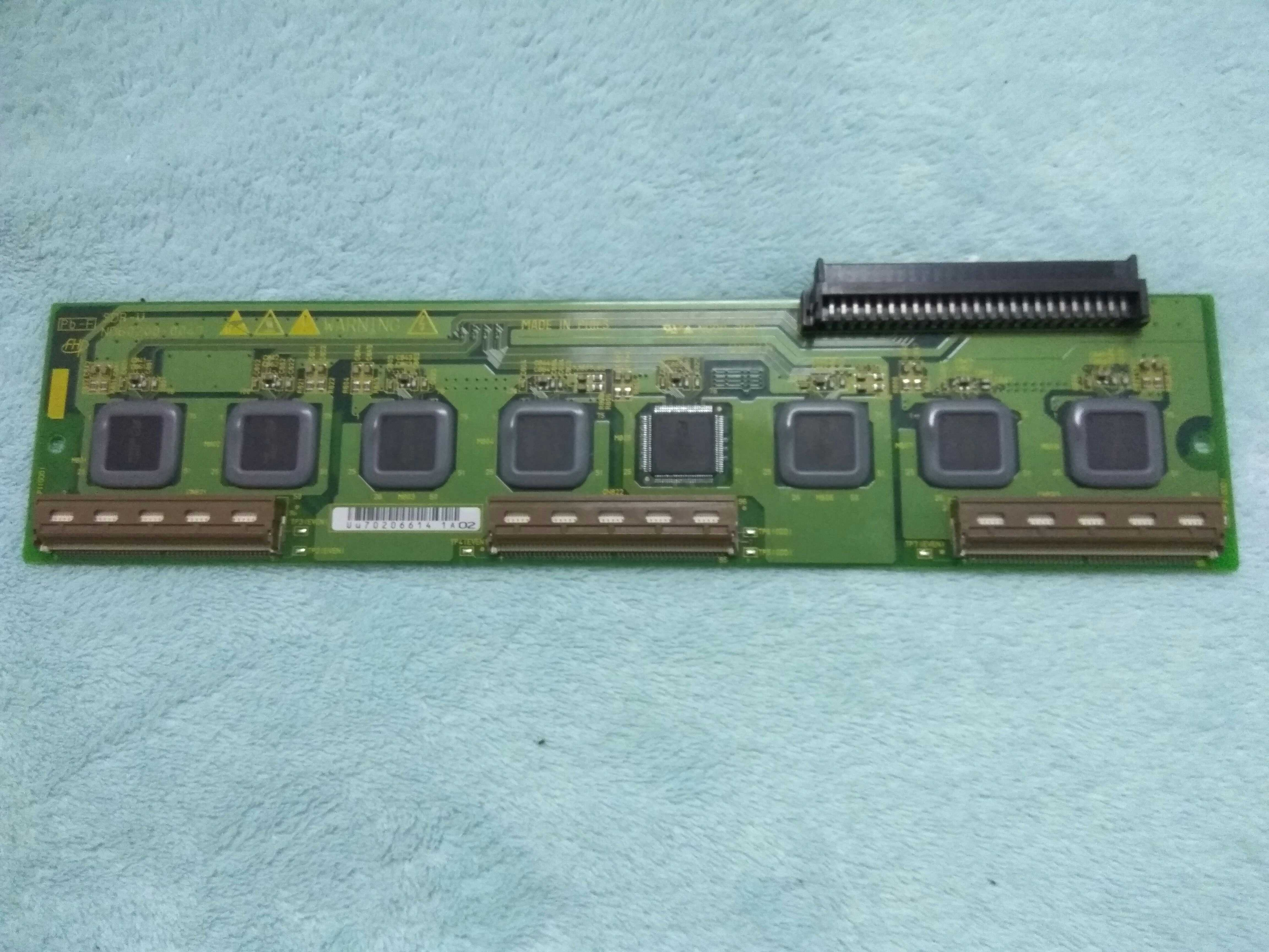 New Hitachi 50PD9900 buffer board uper ND60200-0047