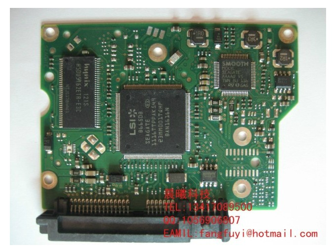 100617465 HDD PCB/Logic Board/Board For ST2000DL003 ST2000DM001