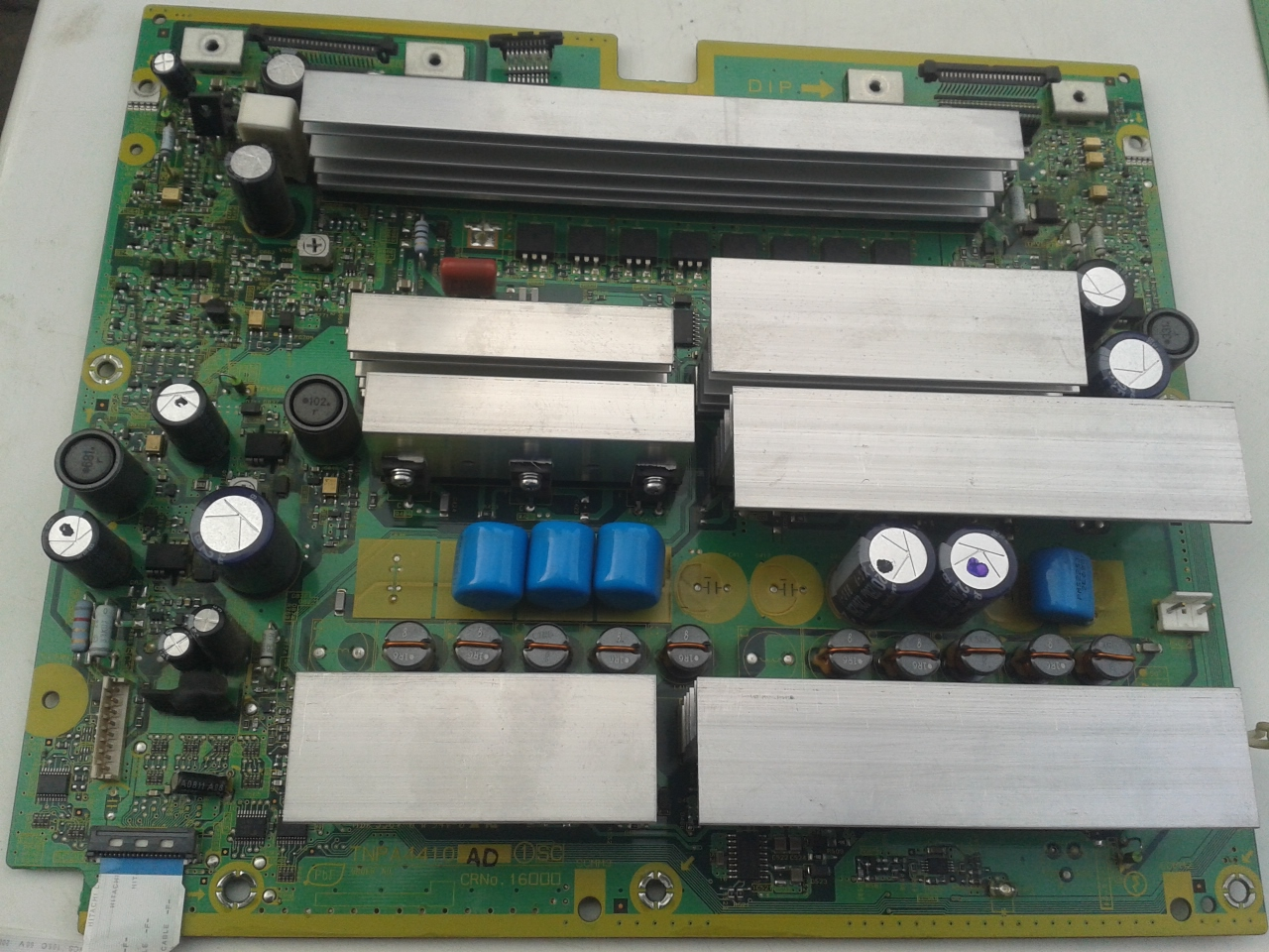 PANASONIC TH-50PZ85U TNPA4410 AD Y-SUSTAIN SC BOARD TNPA4410AD