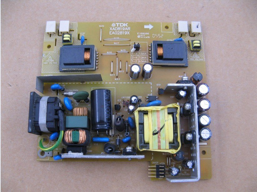 power supply board XAD819AR for Acer AL1916 LCD Monitor