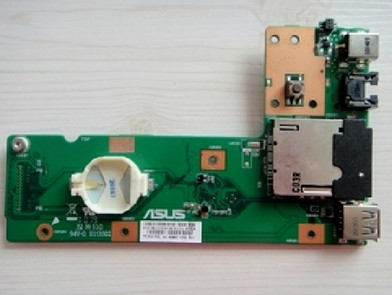 Power board for asus a52j k52j k52d series k52jv k52jr k52jc
