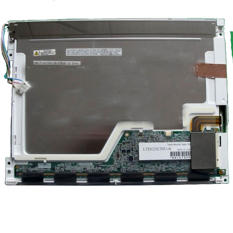 LTD121C30U-A Toshiba 12.1'' LCD Display Panel
