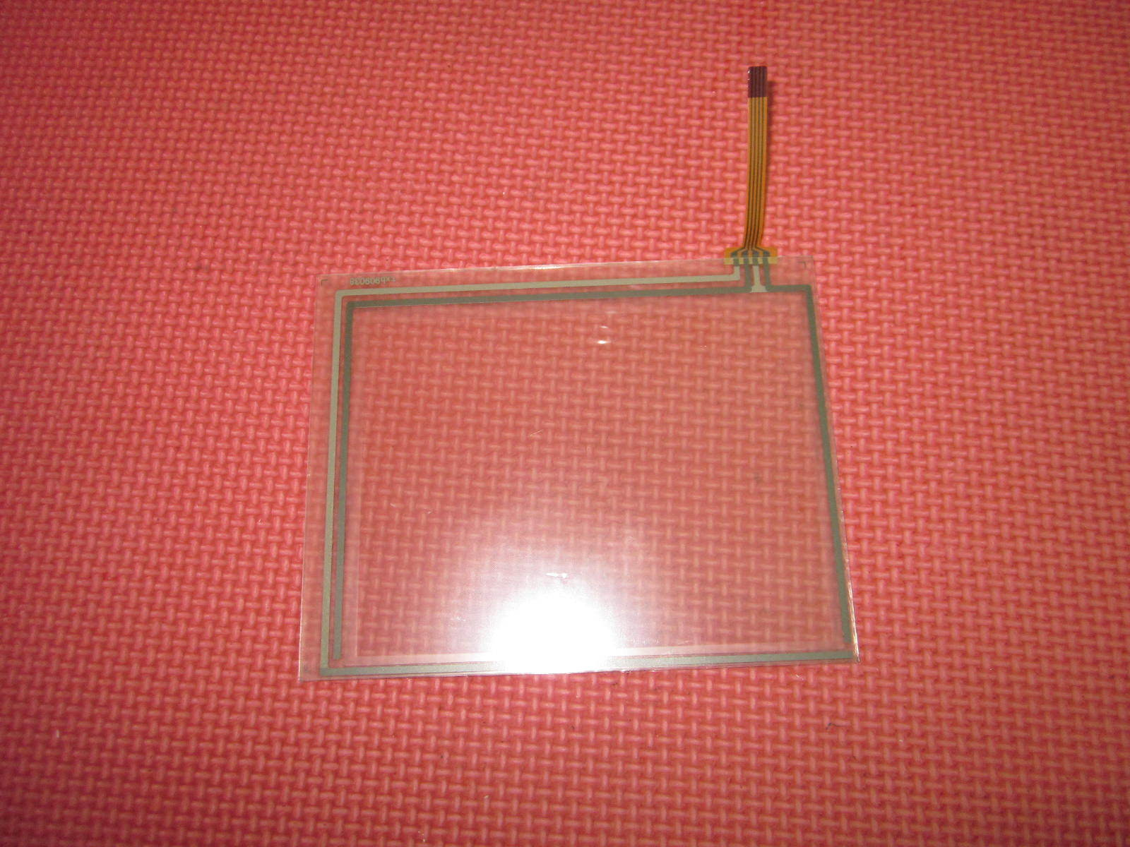 MT6056I MT506M MT506MV MT6056iV 5.6'' Touch Screen Touchpad Glass Panel for Weintek Weinview HMI
