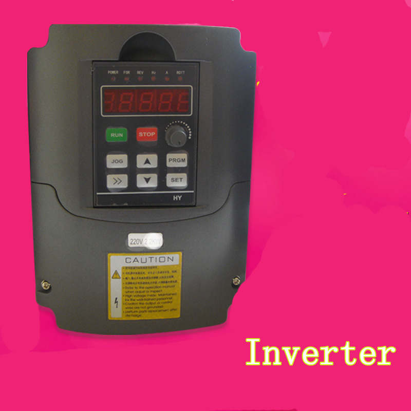 4kw 380v Variable Frequency Drive VFD Inverter  3HP  Input  3HP Output