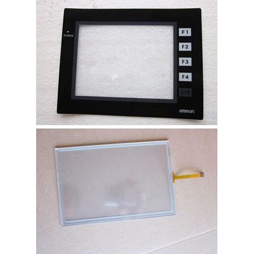 NT5Z-ST121B-EC NT5Z-ST121-EC Touch Glass Panel+Protective Film 5.7""