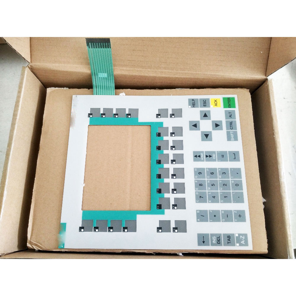 6AV6542-0BB15-2AX0 6AV6 542-0BB15-2AX0 OP170B Compatible Keypad Membrane for keypad replacement