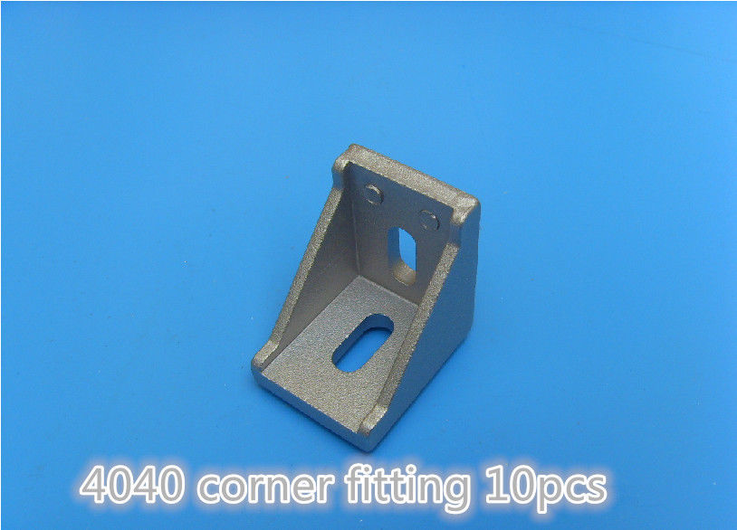 100% Brand new and high quality 4040 Corner Bracket