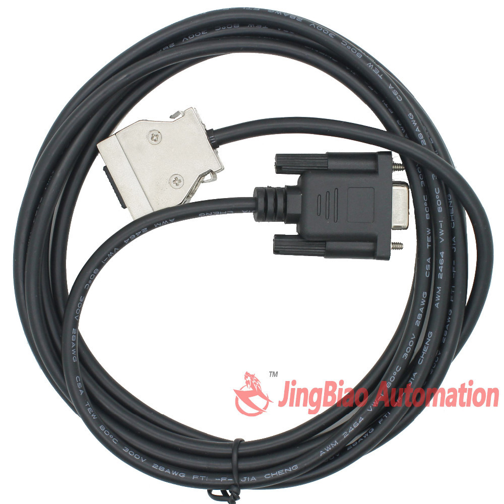 Omron PLC Programming Cable Replacement CQM1-CIF02 Programming cable replacement for Omron CQM1-CIF02.