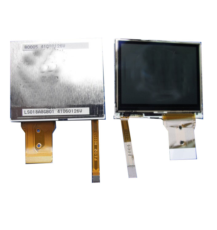 5 pieces of LS018A8GB01 Brand New Original 1.8 inch LCD Display for Digital Camera