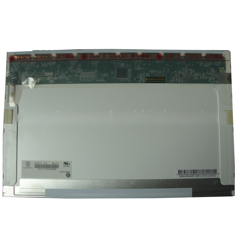 G141C1-L01 A+ Grade 14.1 inch LCD Display for Industrial Equipment