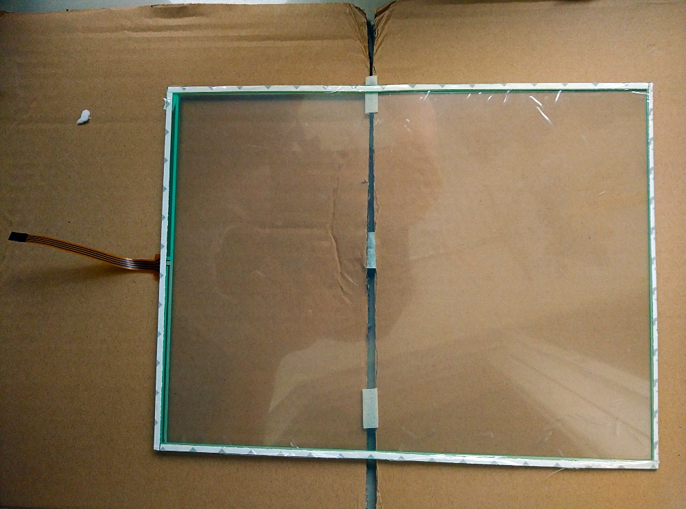 "GT1685M-STBA GOT1000 Touch Glass Panel 12.1"" Compatible"