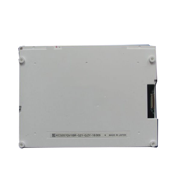 "KCS057QV1BR-G21 KCS057QV1BR 5.7"" inch LCD screen display by KYOCERA for industrial equipment"
