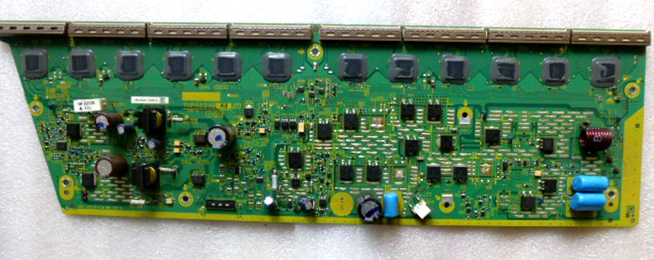 Original PANASONIC TH-P42U30 TH-P42U33C SUSTAIN SN Board TNPA5349 AB