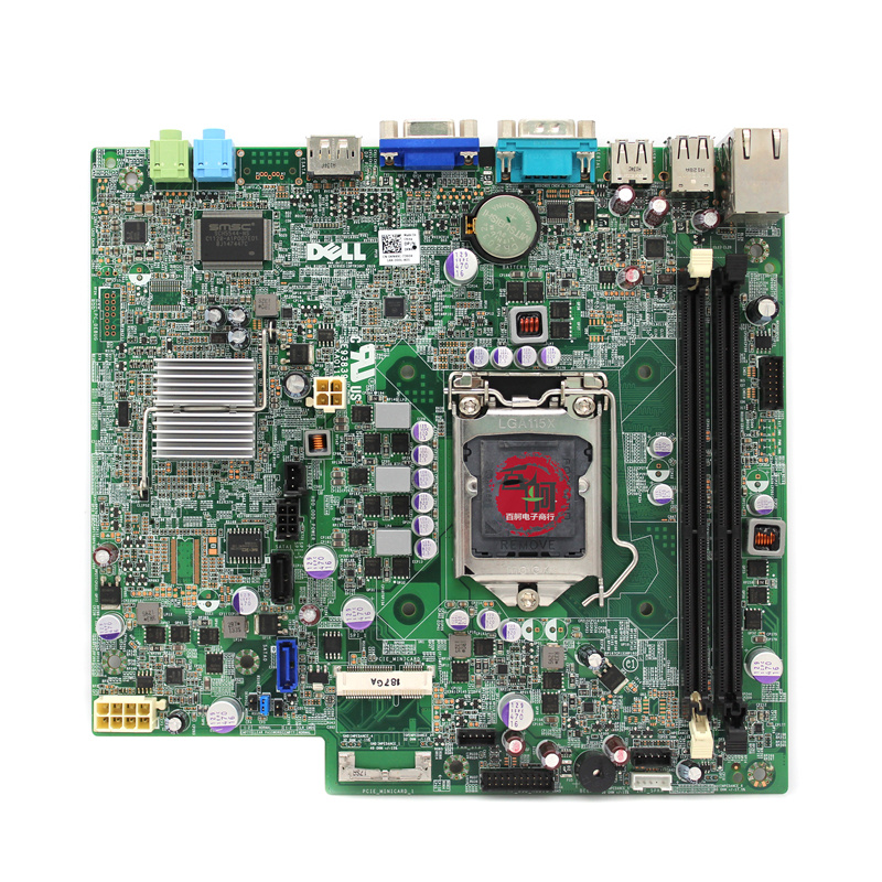 Oiginal Dell Optiplex 790 teardown motherboard KA0119 0KN49C LGA