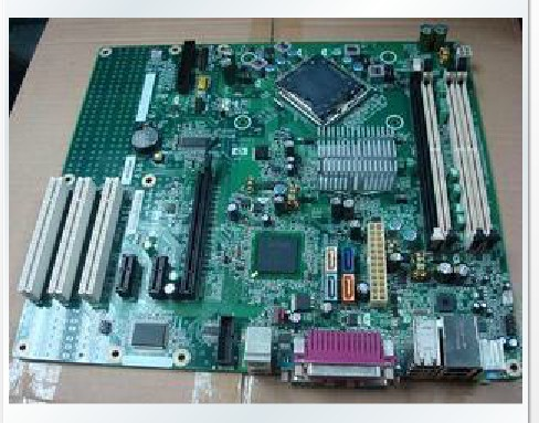 For HP motherboard 462431-001 Q45 DC7900 CMT GMA X4500 socket 75