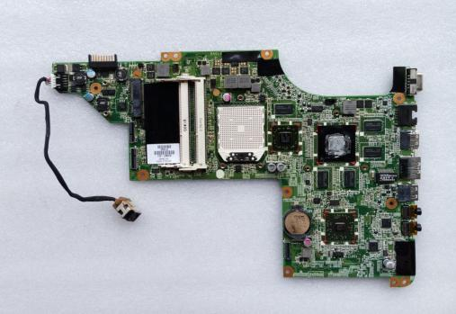 615687-001 DA0LX8MB6D1 motherboard for hp dv7 AMD mainboard
