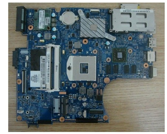 HP ProBook 4520S 4720S Laptop Motherboard , 628795-001 633551-00
